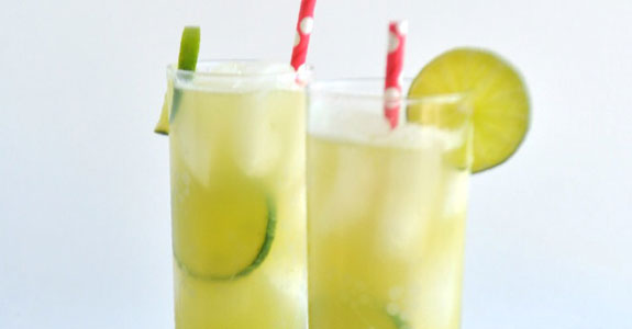 Cucumber Lime Electrolyte Refresher
