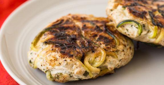 Italian-Zucchini-Noodle-Turkey-Burger-Patty