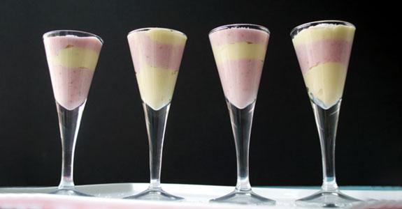 Mango-Strawberry-Yogurt