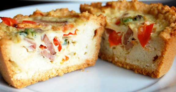 Paleo-Mini-Quiche
