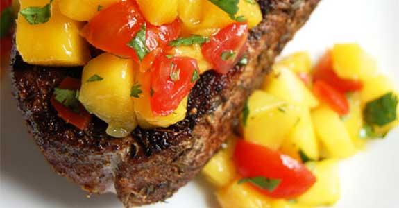 Pork-Chop-Mango-Salsa