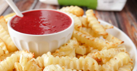 Raspberry Honey Mustard Sauce