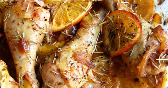 Roasted-Citrus-Chicken