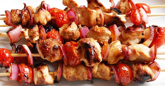 Simple-Chicken-Kebabs