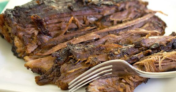 Slow Roasted Beef Brisket