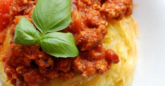 Spaghetti-with-Sauce