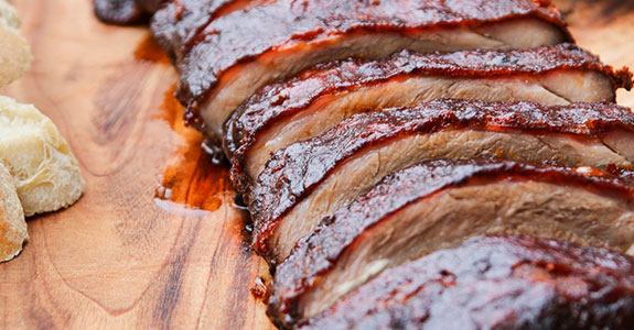 Spicy Maple Glazed Baby Back Ribs