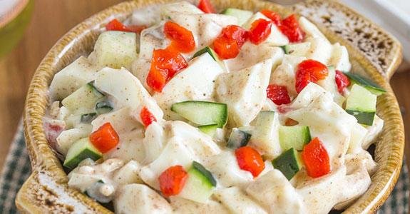 Spicy Ranchero Egg Salad
