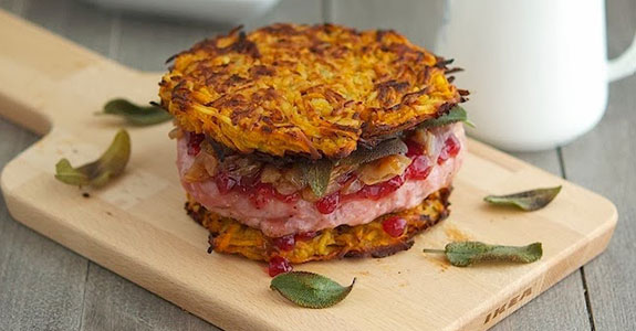 Sweet-Potato-Latke-Turkey-Burger