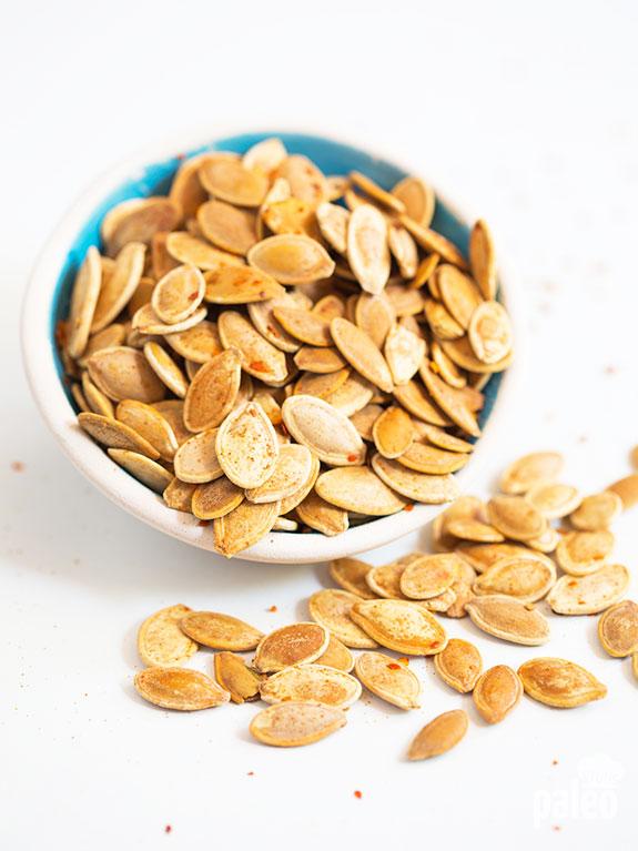recipe: healthy pumpkin seeds [10]