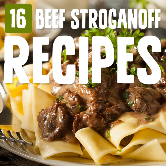 My mom used to make beef stroganoff on a weekly basis, and I'm sure she'd approve of the Paleo twist in these signature beef stroganoff recipes.