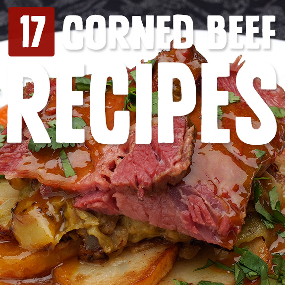It's not exactly easy to make perfect corned beef, but with the help of these corned beef recipes I was able to make a batch that rivaled my grandmas.