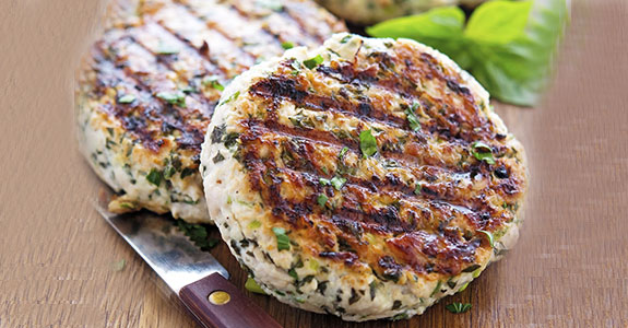 Green-Goddess-Turkey-Burgers