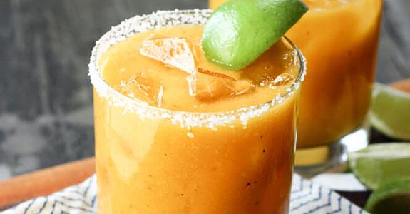 Grilled-Mango-Habanero-Margarita