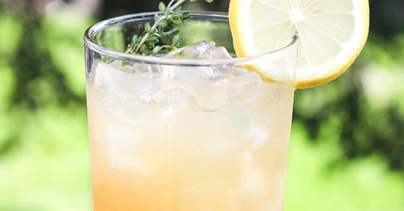 Herb-Infused-Lemonade