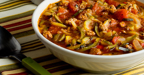 Italian-Sausage-Soup-With-Tomatoes-and-Zucchini-Noodles