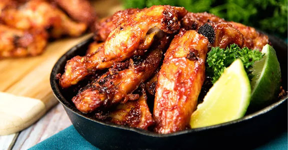 Korean-Style-Chicken-Wings