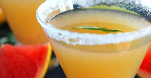 Rosemary-Grapefruit-Margaritas