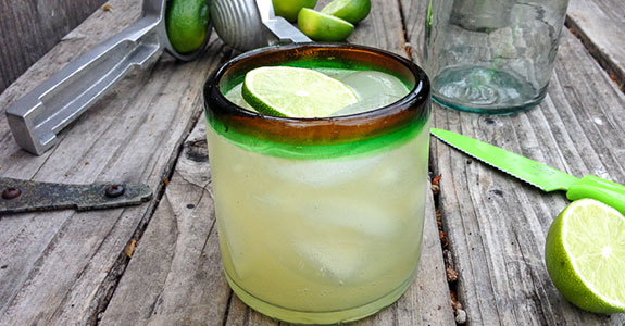 Simple Paleo Margarita