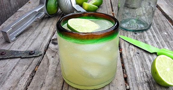 Simple Paleo Margarita