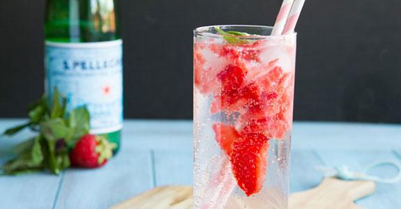 Strawberry-Basil-Italian-Lemonade