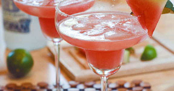 Watermelon-Margaritas