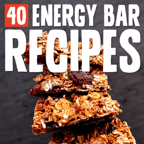 40 Out of This World Homemade Energy Bars