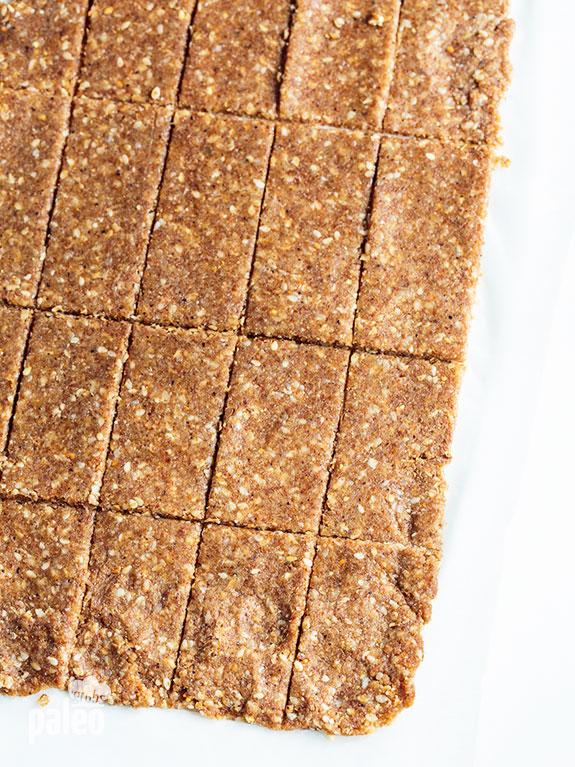 gluten free crackers