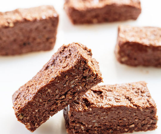 """No-Bake Nutella Bars? Is that a thing? You had me at """"Nutella"""" but everything else in this recipe sounds great too!"""