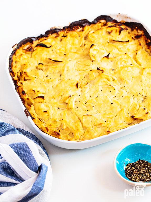 parsnip gratin recipe