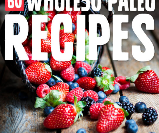 This is an awesome list of Whole30 paleo recipes! A must-read for any Whole30 follower.