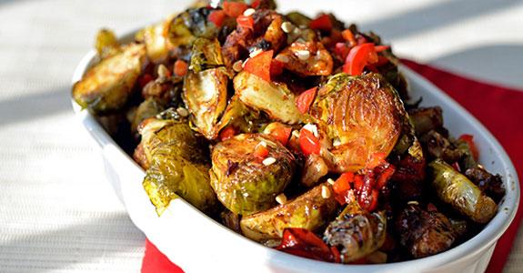 Fiery-Brussels-Sprouts