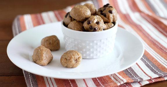 Hazelnut-Butter-Balls