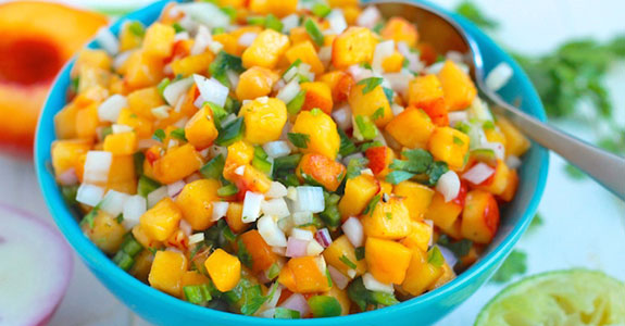 Quick-and-Easy-Peach-Salsa
