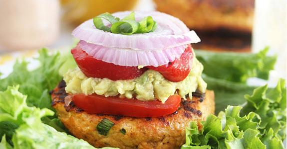 Tomato-Jalapeno-Salmon-Burgers
