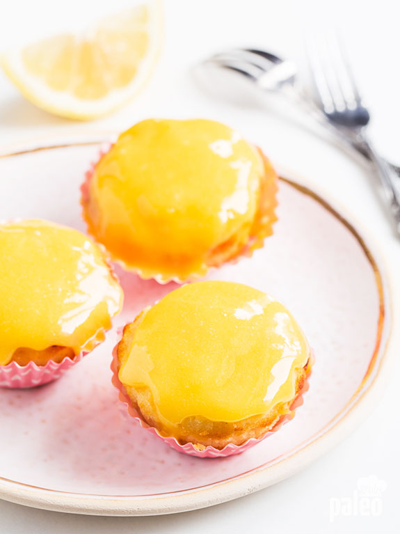 Can't wait to make these Lemon Curd Coconut Cupcakes for the next get-together with the girls! (They'll make the guys jealous!)