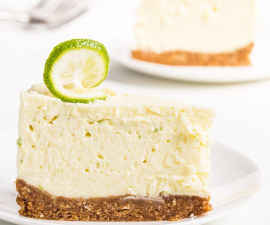 Four words: Key. Lime. Cheesecake. PALEO!!!