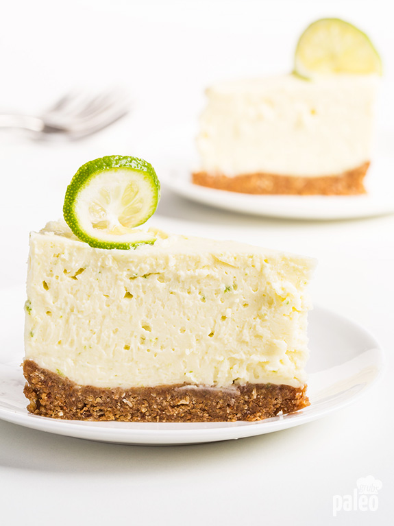 lime cheesecake recept