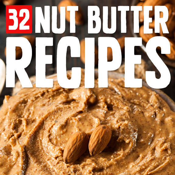 Try these delicious Paleo nut butters and you will never buy a store-bought version again! Includes recipes for the best almond butter, cashew butter and more.
