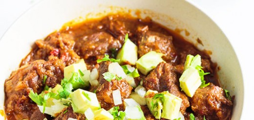 This spicy Texas chili is the best! You'll never look at chili the same way again.