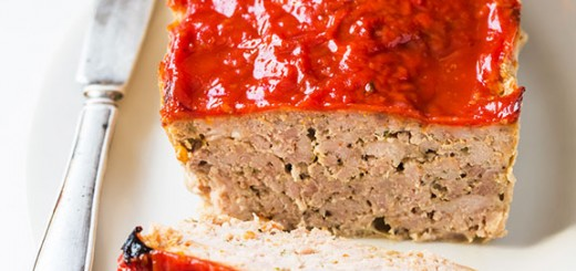 Quick and Easy Turkey Meatloaf – hearty, warm, and filling it's just perfect for a family dinner.