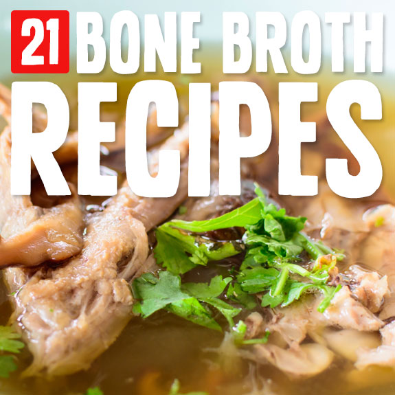 Try these bone broth recipes to heal your gut, protect your joints, sleep better, boost your immune system and so much more.