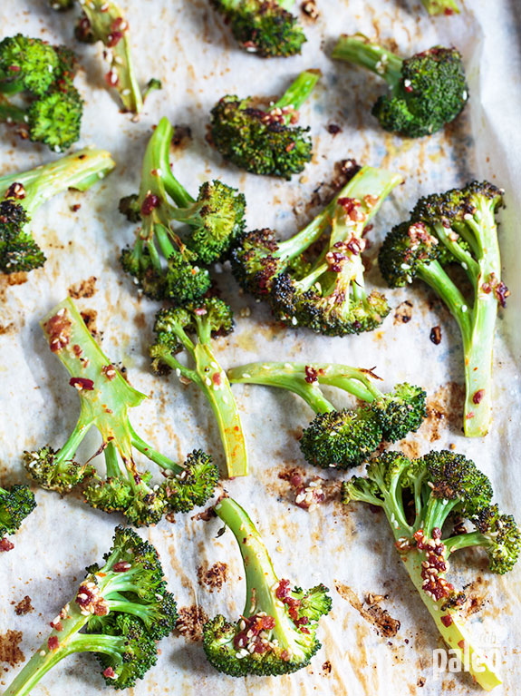 This is the best roasted broccoli you will ever have! All my friends and family absolutely love it. You need to try this.