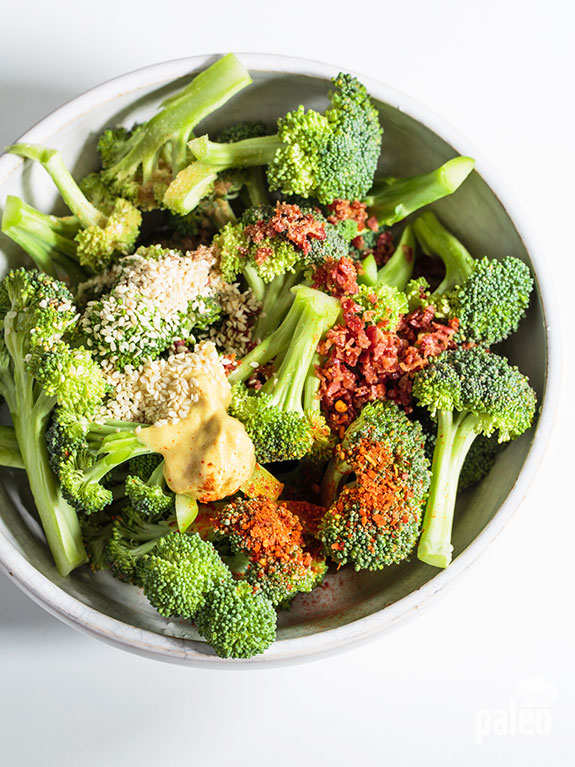 spicy broccoli ingredients