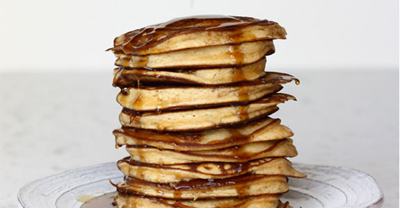 Best Ever Paleo Pancakes