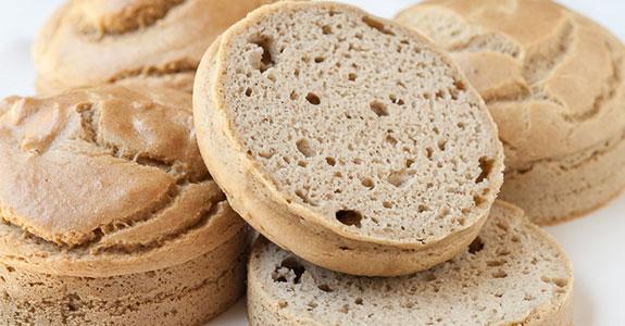 Cashew Sandwich or Dinner Rolls