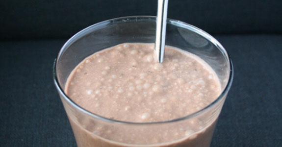 Mocha Protein Energy Shake