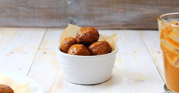 Nut-Free Cookie Dough Balls