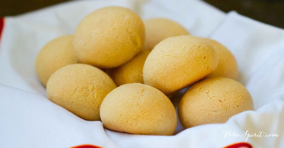Nut-Free Paleo Dinner Rolls
