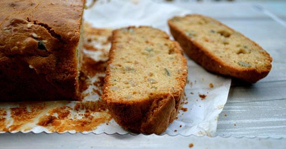 Paleo Seedy Sandwich Loaf
